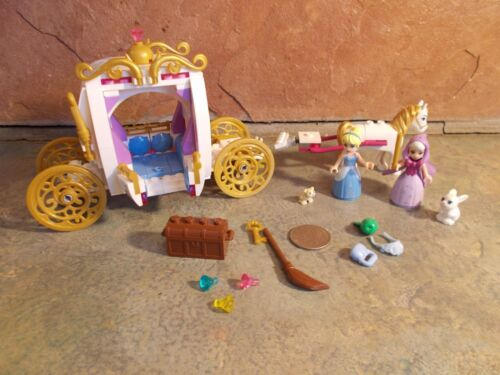 LEGO MINIFIGURES CINDERELLA FAIRY GODMOTHER HORSE AND CARRIAGE #2