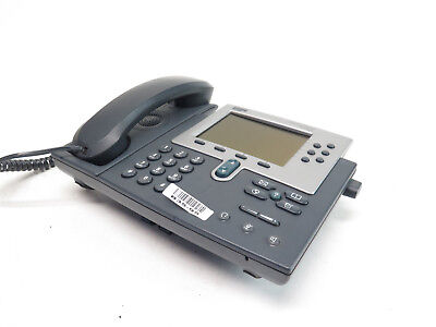 Cisco Cp-7960g Ip Business Phone 7900 Series