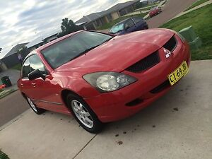 2000 Mitsubishi Lancer Sedan Muswellbrook Muswellbrook Area Preview