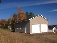 Garage/ cottage/ sheds