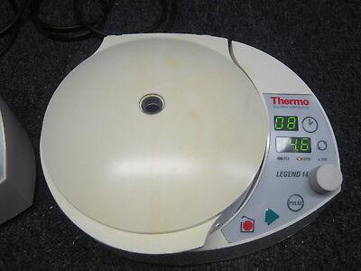 Thermo Sorvall Legend 14 Espresso Personal Microcentrifuge 11210807