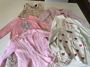 Girl's Clothing & Sleep Bag Size 1 (Some BNWT) Applecross Melville Area Preview