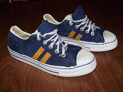 super rare 1970's CONVERSE BOY CUB SCOUTS TENNIS SHOES size 3 MADE IN USA