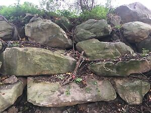 Sandstone Boulders Frenchs Forest Warringah Area Preview