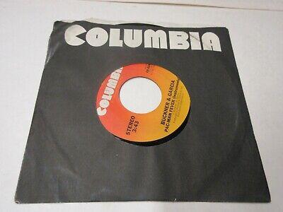 1981 PAC-MAN Fever 45 RPM Record by Buckner & Garcia EX