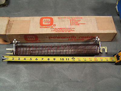 Ohmite 2304a Power-rib Resistor .16 Ohms New In Factory Box