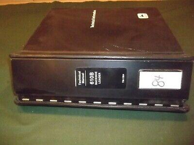 John Deere 610b Loader Backhoe Technical Service Repair Shop Book Manual Tm-1304