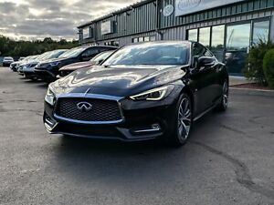 2017 Infiniti Q60 2.0T BOSE SOUND SYSTEM/LEATHER/SUNROOF/NAVI...