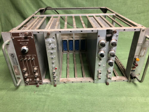 12 Slot Chassis NIM Power Supply With Acsessories