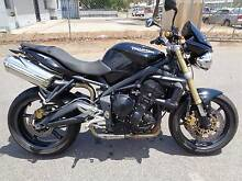 2008 TRIUMPH STREET TRIPLE 675. Salisbury South Salisbury Area Preview