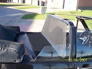 Windschott Windabweiser VW GOLF 1 CABRIOLET