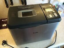 Breville IKON stainless steel bread machine BBM600 Lobethal Adelaide Hills Preview