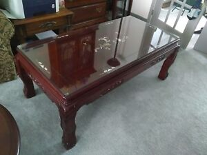 Oriental style Furniture (or make an offer)