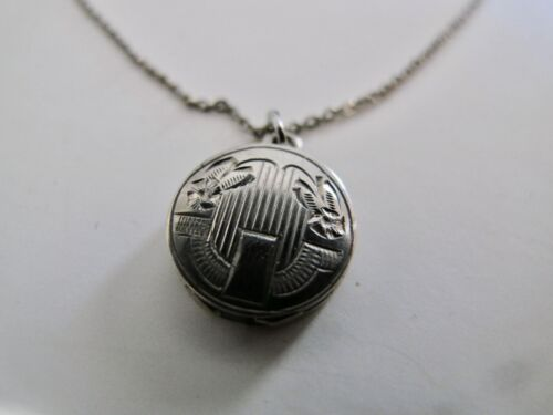 Fabulous Antique Sterling Silver 1930