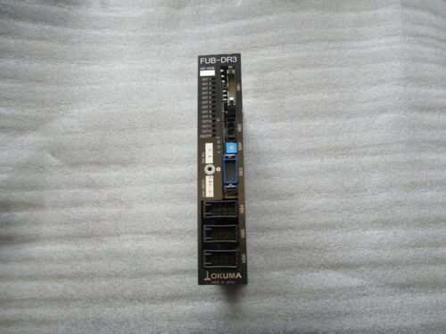 Okuma Opus7000 Fub-dr3 Card E4809-770-115-a  1911-2870 A911-2870