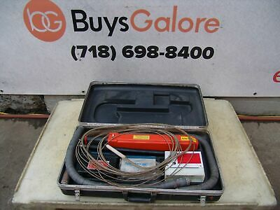 Pipeline Inspection Spy 725 Portable Holiday Detector 4