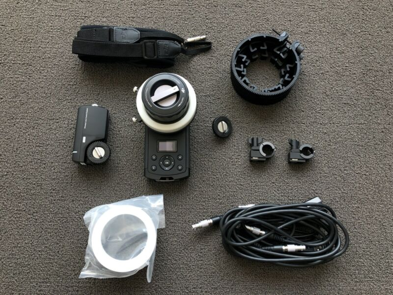 DJI Follow Focus Wireless with all the extras