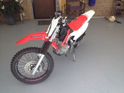 CRF125 2013 Palmwoods Maroochydore Area Preview