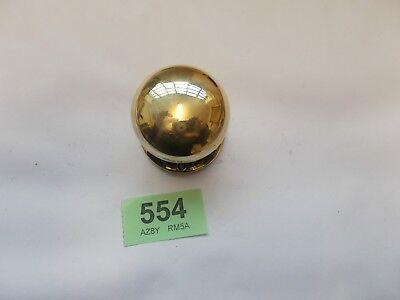 Antique Brass Knob Door Handle Knob Furniture 554