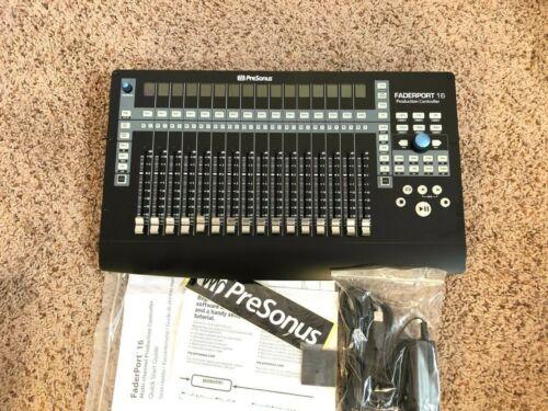 PreSonus FaderPort 16 16-channel Mix Production Controller MIDI DAW surface
