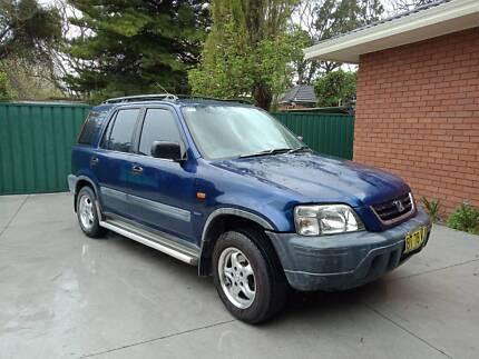 1998 Honda CR-V SUV Lorn Maitland Area Preview