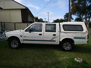 4WD Turbo Diesel Holden Rodeo Belmont Lake Macquarie Area Preview