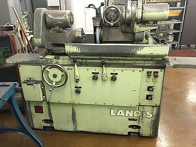Landis 1r Universal Cylindrical Grinder 3hp 10 Swing 20 Centers 600rpm