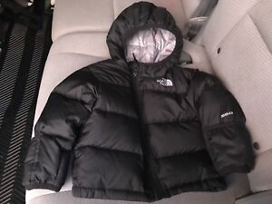 Toddler North Face Winter Jacket Like New Condition