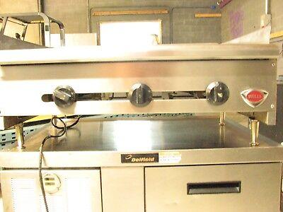 Wells 36 Flat Grill