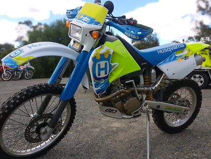 Wanted: Husqvarna's TE610 1990 - 2000 WANTED