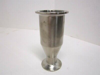 Parker 316l Stainless Steel Concentric Reducer 2 In. X 1 In. Clamp