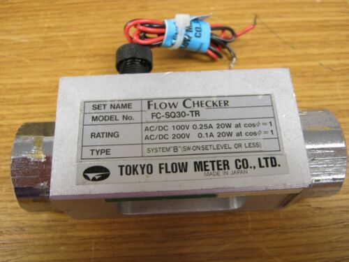 Tokyo Flow Meter Checker FC-SQ30-TR