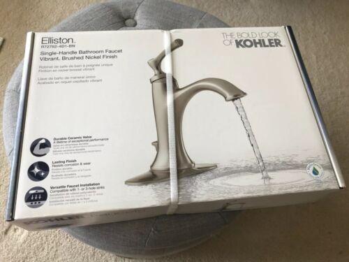 KOHLER R72782-4D1-BN 1H Bn Lavatory Faucet