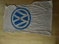 Volkswagen Fahne Hessen - Haina Vorschau