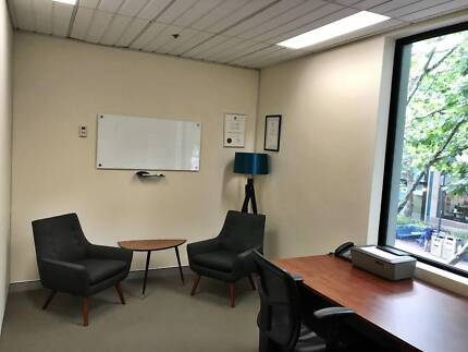 CLINIC SPACE / OFFICE W RECEPTION CANBERRA CITY