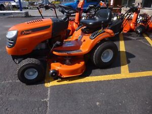 "Ariens 42"" lawn tractor"