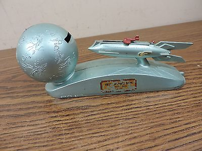 VINTAGE 1950-60 STRATO ROCKET MOON DURO BANK MECHANICAL Missing key