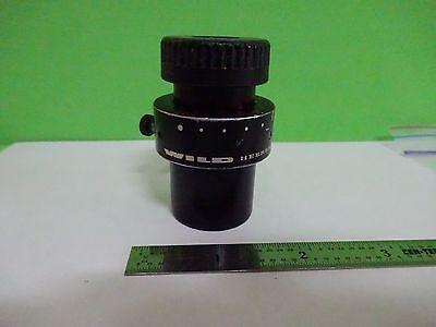 Microscope Part Eyepiece Wild Leica 10x21 Swiss Optics As Is Binv4-15