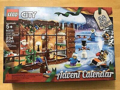 LEGO City: Advent Calendar (60235) Christmas FREE SHIPPING