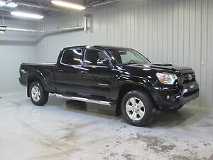 Toyota Tacoma TRD SPORT 4 RM, cabine double, V6 *SIÈGES CHAUFFAN