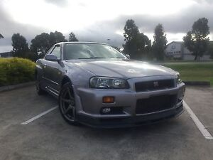 1999 Nissan Skyline R34 GTR V-Spec Coupe Thomastown Whittlesea Area Preview