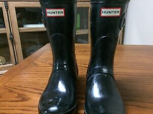 Size 7/8 Hunter boots