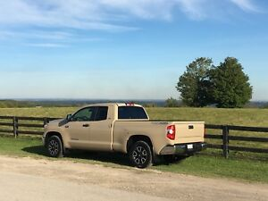2017 Toyota Tundra 4WD SR5 tow package