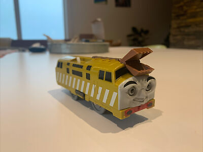Tomy Trackmaster Plarail Diesel 10 Thomas And Friends Working From Japan