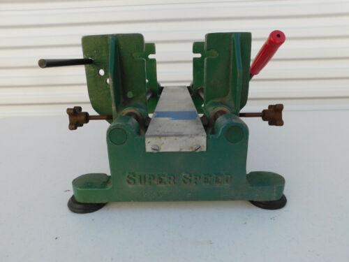 Super Speed Manual Paper Cohesive Bander Banding Press
