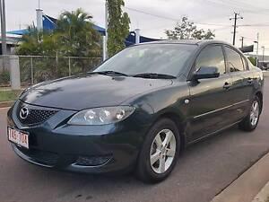 2005 Mazda Mazda3 Sedan Parap Darwin City Preview