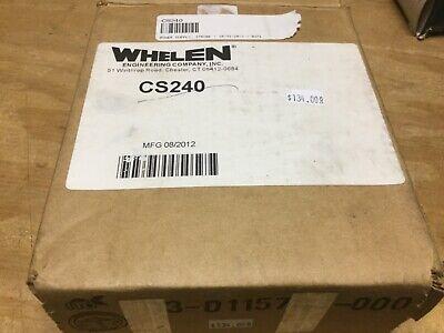 Whelen Strobe Power Supply Cs240
