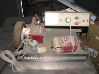 Easy 1  Sprayer Control System