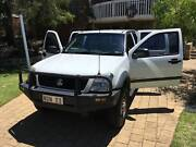 Holden Rodeo 2006 XL 4x4 Auto Crew Cab 3.0L Diesel Turbo Ute Cottesloe Cottesloe Area Preview
