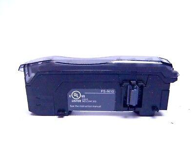 Keyence Fs-n10 Digital Fiber Sensor Amplifier